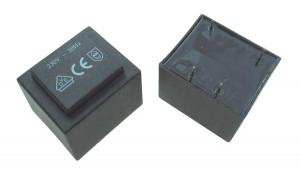 Transformator zalewany 2VA 230V/9V 222mA