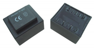 Transformator zalewany 3.2VA 230V/9V 356mA