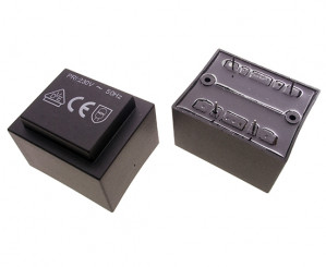 Transformator zalewany 6VA 230V/12V 500mA