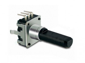 Enkoder 24 impulsy l=20mm EC12