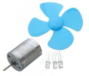 Mini elektrownia wiatrowa