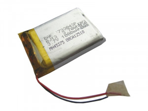Akumulator Li-Poly 1100mAh 3.7V