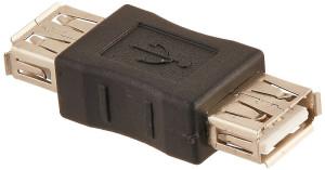 Adapter/łącznik USB typ A gniazdo-gniazdo