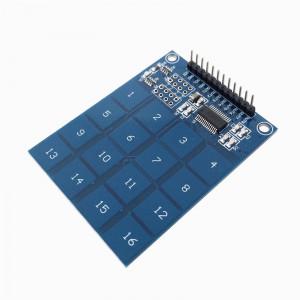 Moduł klawiatury dotykowej 16 przycisków