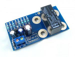 Moduł opóźnionego załączenia głośnika UPC1237 (KIT- do samodzielnego montażu)
