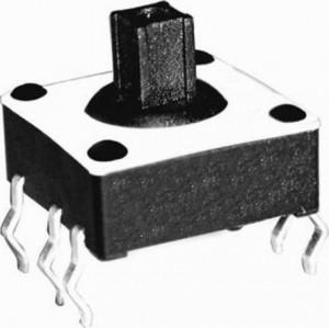Przełącz joystick 4+1 pozycji 12.5mm x 12.5mm h=10mm