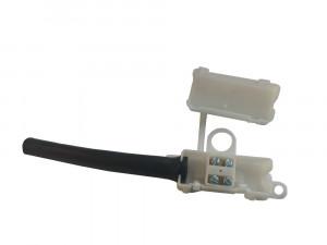 Kostka elektryczna 2PIN 10A w obudowie z odgiętką