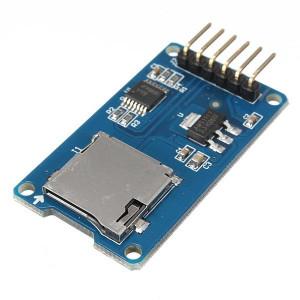 Moduł czytnika kart microSD Typ 2