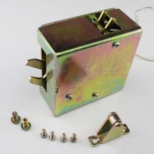 Elektrozamek 12V do mebli metalowy