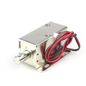 Elektrozamek/rygiel do drzwi 12V