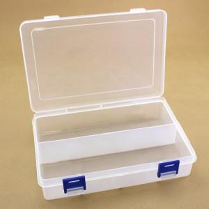 Organizer 2 przegródki 20x13.5x4.5cm OR23