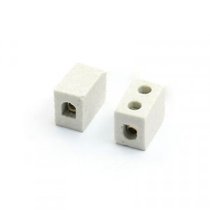 Kostka elektryczna ceramiczna 1PIN 10A 250V