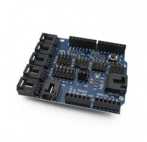 Sensor shield V4.0 do Arduino