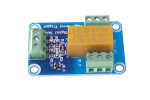 Moduł 1 przekaźnika 5V DPDT (2 pary styków przełącznych)