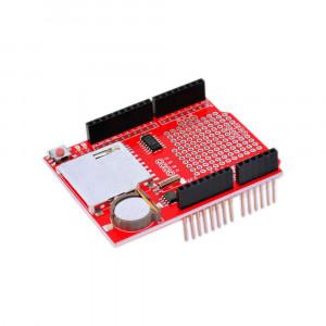 Shield DataLogger z czytnikiem kart SD