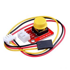 Moduł z tact switch + nakładka + kabel