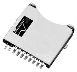 Gniazdo do karty pamięci micro SD uSD574