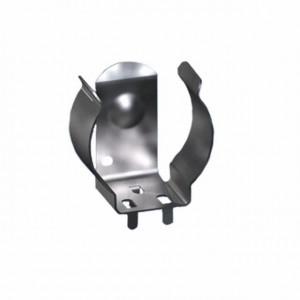 Gniazdo/blaszka PCB do akumulatora 18650
