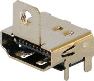Gniazdo HDMI SMD HD3 przykręcane