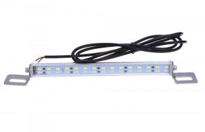 Lampa LED 12V czerwono-biała 2x4W