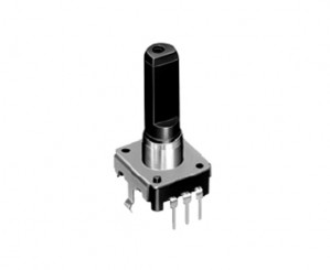 Enkoder 24 imp. L=15mm EC12 z płynnym obrotem