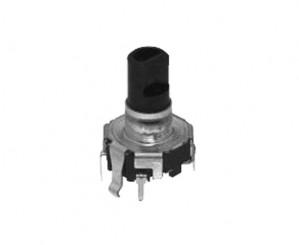 Enkoder 30 impulsów l=13mm EC12 Okrągły