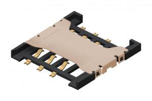 Gniazdo do karty MICRO SIM 6PIN MS4