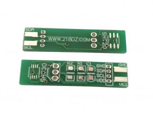 Adapter/płytka do czujnika SHT20/SHT30
