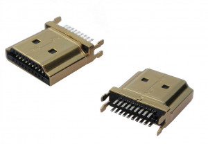 Wtyk HDMI do druku pionowy HD5