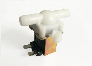 Elektrozawór 12V 0.02~0.8MPa króćce 11mm