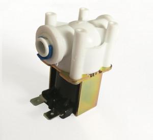 Elektrozawór 12V 0.02~0.8MPa z szybkozłączem