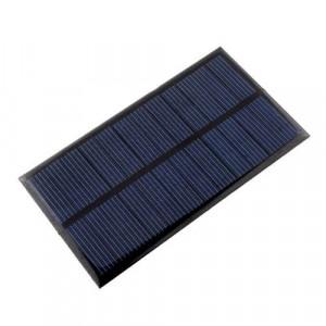 Ogniwo słoneczne 1.3W 9V OS21 156x76x3mm