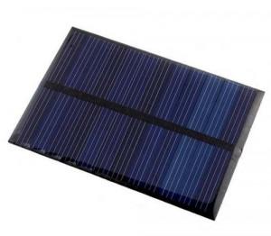 Ogniwo słoneczne 0.5W 4V OS22 60x80x2.6mm