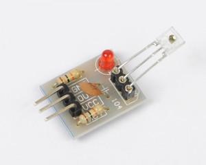 Moduł czujnika wiązki lasera do Arduino