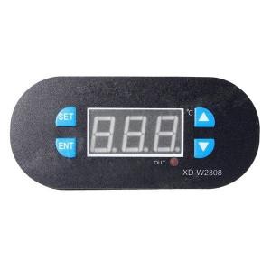 Panelowy sterownik temperatury 12V -50~110C