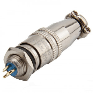 Złącze przemysłowe szybkozł kpl 3pin ZP3