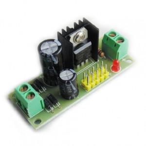 Moduł zasilacza 5V LM7805