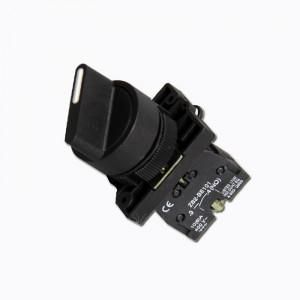 Przełącznik obrotowy do obudowy XB2-EJ33 ON-OFF-ON