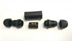 Złączka hermetyczna 3PIN M20 l=115mm
