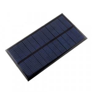 Ogniwo słoneczne 1W 9V OS24 110x70x2.7mm