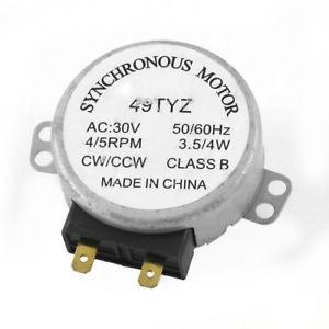 Silnik do talerza mikrofalówki 49TYZ