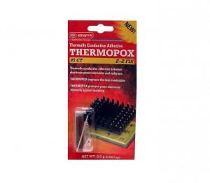 Klej termoprzewodzący THERMOPOX 80S 5g