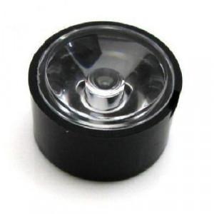 Soczewka LED mocy kąt 45° SPL16
