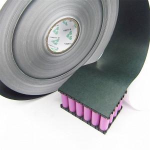 Podkładka izolująca do akumulatorów 6.5cm, długość 1m
