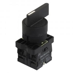 Przełącznik obrotowy do obudowy XB2-EJ33 ON-OFF-ON TYP2