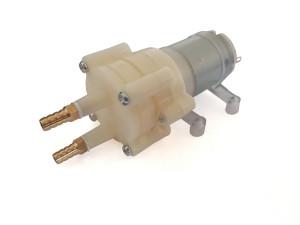 Mini pompka do cieczy 12V 100L/h + wężyk