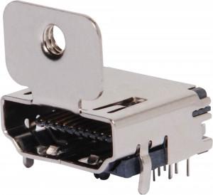 Gniazdo HDMI do druku HD7 przykręcane