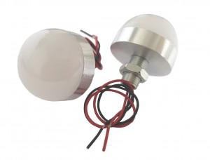 Lampka LED 5V biała 1W 26mm