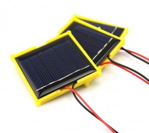 Ogniwo słoneczne 0.3W 3V OS25 60x60x6mm