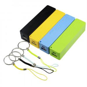 Obudowa powerbank na 1 akumulator 18650 (USB 5V 1A) z zawieszką